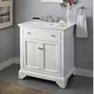 "Framingham 30"" Vanity - Polar White Product Image"