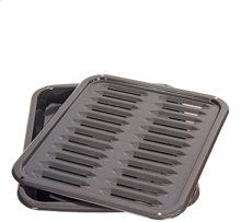 Frigidaire Broiler Pan & Insert