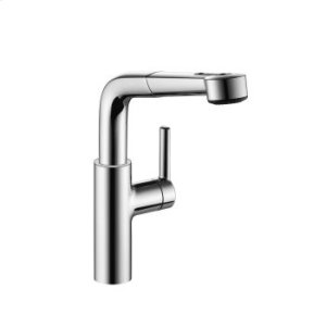 Chrome Single-lever Mixer
