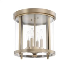 4 Light Ceiling Fixture