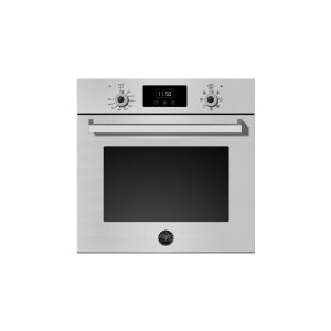 Bertazzoni24 Single Convection Oven Stainless
