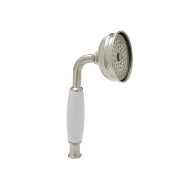 Satin Nickel Single-Function Anti-Cal Handshower