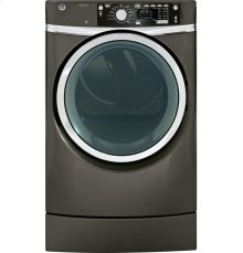( FLOOR MODEL LOANERGE) ® 8.3 cu. ft. capacity RightHeight Design Front Load gas dryer with steam