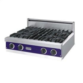 "Cobalt Blue 30"" Open Burner Rangetop - VGRT (30"" wide, four burners)"