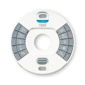 NestNest Learning Thermostat 3rd Generation base