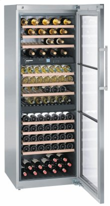 "28"" Wine Storage Cabinet 3 Temp. Zones"