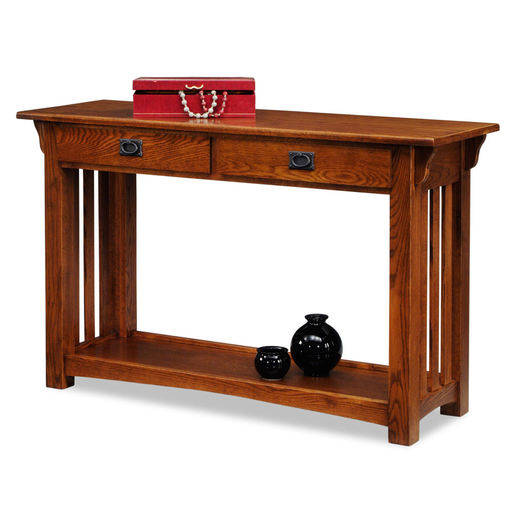 Mission Sofa Table #8233
