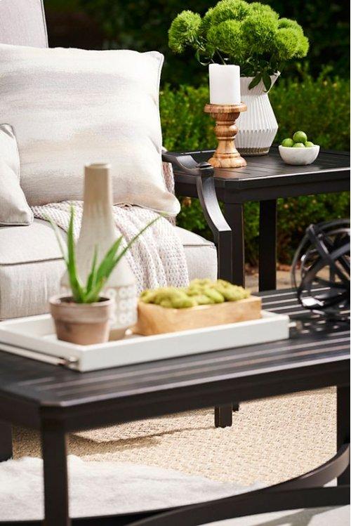 Raleigh Rectangular Cocktail Table