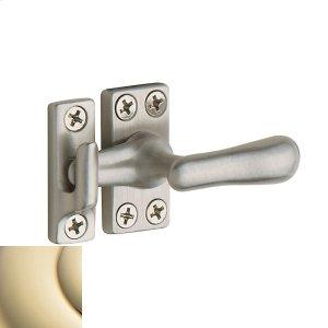 Lifetime Polished Brass Casement Fastener Product Image