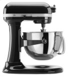 Pro 600 Series 6 Quart Bowl-Lift Stand Mixer - Onyx Black Product Image