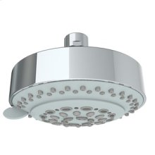 4 Function Antiscale Shower HEAD1.75 Gpm @ 80 Psi