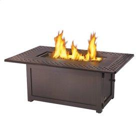 Kensington Rectangle Patioflame® Table