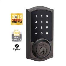 SmartCode 916 Touchscreen Electronic Deadbolt with ZigBee Technology - Venetian Bronze