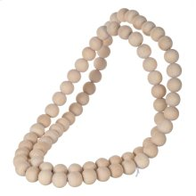 Dia Pine Sphere Beads,Long