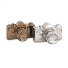 Asher Metallic Ceramic Camera - Ast 2