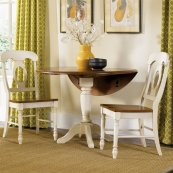 Opt 3 Piece Drop Leaf Table Set