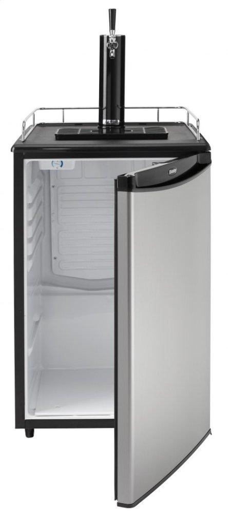 Dkc054a1bsldb Danby Danby 54 Cu Ft Kegerator Hahn Appliance