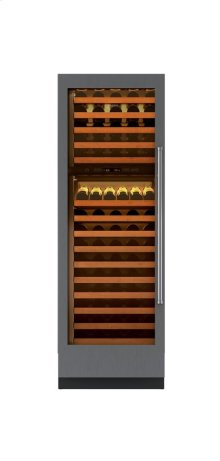 "27"" Integrated Column Wine Storage - Panel Ready"