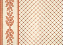 Ardmore - Apricot on White 0631/0001