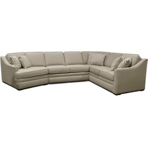 England FurnitureThomas Sectional 4T00-Sect