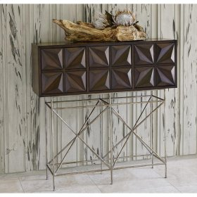 Snow Flake Console Table