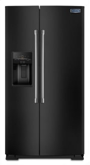 36-inch Wide Side-by-Side Refrigerator with External Ice and Water - 26 cu. ft. Product Image
