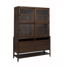 Monterey Buffet and Hutch