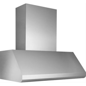 "Best48"" SS Pro-Style Range Hood with Extra Large Capture Designed for Outdoor Cooking in Covered Lanais"