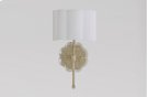 Shirley Sconce - Silver Product Image