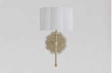 Shirley Sconce-Silver
