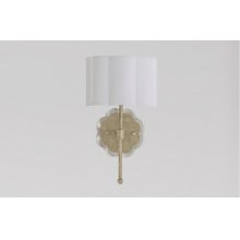 Shirley Sconce - Silver