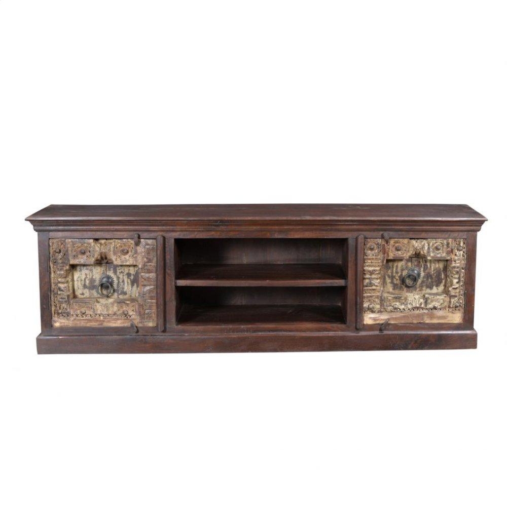 Old Door Plasma Cabinet K