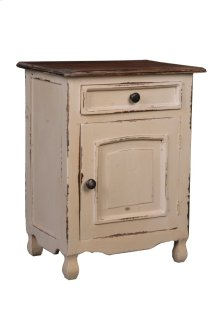 Sunset Trading Cottage Two Tone Storage Chest