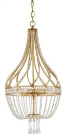 Ingenue Gold Chandelier Product Image