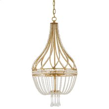 Ingenue Gold Chandelier