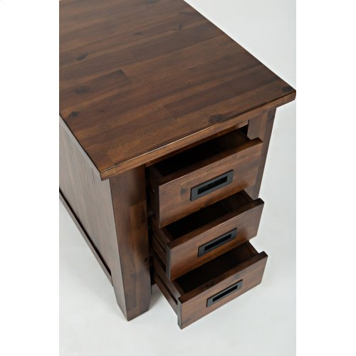 Coolidge Corner Cabinet Chairside Table