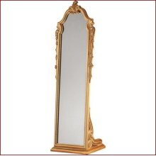 Mirror W1736 Antique Gold