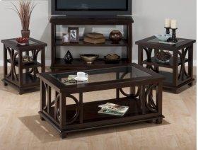 Panama Chairside Table