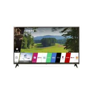 LG AppliancesUK6300PUE 4K HDR Smart LED UHD TV w/ AI ThinQ(R) - 43'' Class (42.5'' Diag)