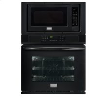 27'' Electric Wall Oven/Microwave Combination