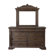 Bedford Heights 9 Drawer Dresser in Estate Brown Product Image