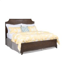 6/0 King Panel Bed