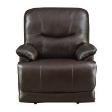 SU-BV13 Collection  Recliner with Power Headrest and Lumbar  Espresso