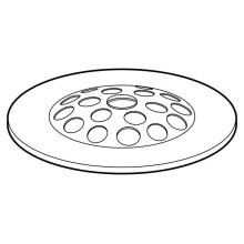 Moen grid drain cover