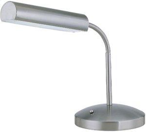 Desk Lamp, Touch Lamp, Ps, Fluorescent Pl Bulb 18w (6400k/cr