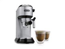 Dedica Espresso Machine Gift Set - 2 Cappuccino Glasses  De'Longhi US