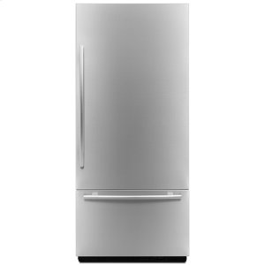 "Jenn-AirEuro-Style 36"" Fully Integrated Built-In Bottom-Freezer Right-Hand Door Swing Panel-Kit"