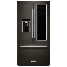 KitchenAid® 23.5 cu. ft. 36 - Black Stainless