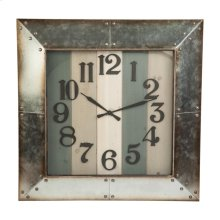 Del Ray Wall Clock