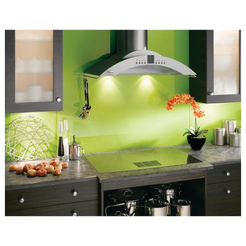 "Monogram 36"" Wall-Mounted Vent Hood"